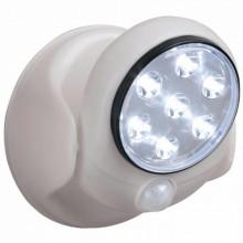 Светодиодный LED светильник лампа фонарь Light Angel с датчиком движения Plus (dm2127)