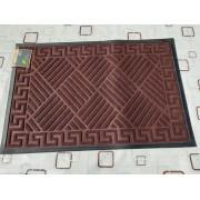 Коврик придверный  Dariana МХ 60x90 см прямоугольный, коричневый New (11219)