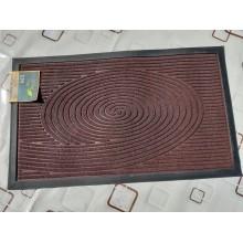 Коврик придверный  Dariana МХ 45x75см прямоугольный, коричневый (11212)