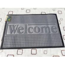 Коврик придверный  Dariana МХ 60x90 см прямоугольный, серый New (11218)