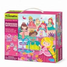 3D-пазл 4M 'Принцессы' (AFK00-04718)