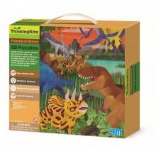 3D-пазл 4M 'Динозавры' (AFK00-04668)