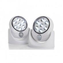 Беспроводной инновационный  светильник с датчиком движения Light Angel UTM NEW PLUS (DM2127)