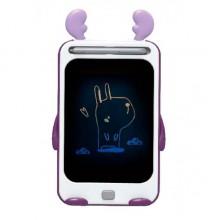 Планшет для рисования графический цветной детский со стилусом D Jin Shang Lu сиреневый Plus (dm2916)