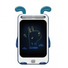 Планшет для рисования графический детский с цветными рисунками со стилусом D Jin Shang Lu синий 622A (dm2912)