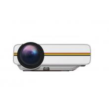 Портативный проектор мультимедийный Projector LED YG400 с динамиком Plus (dm1863)